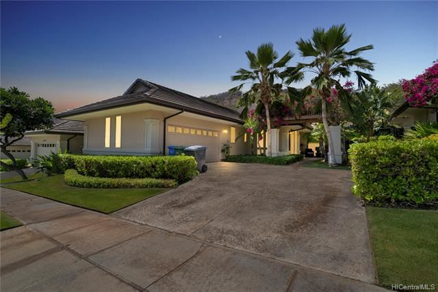 1052 Koko Uka Place, Honolulu, HI 96825 - #: 202023868