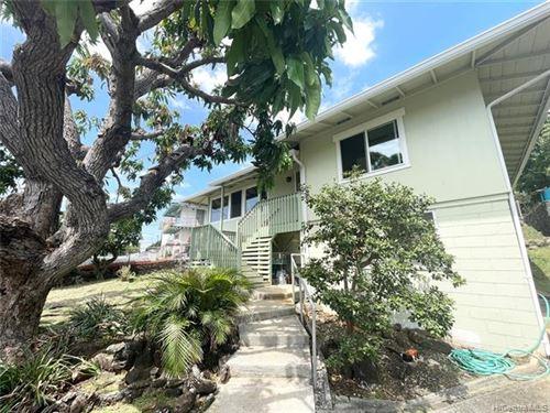 Photo of 1601 Kealia Drive, Honolulu, HI 96817 (MLS # 202124874)