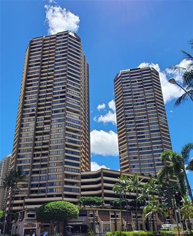 Photo of 1778 Ala Moana Boulevard #2716, Honolulu, HI 96815 (MLS # 202118874)