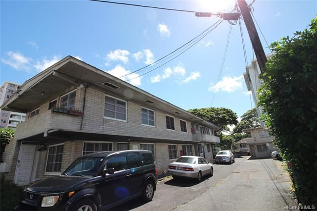 1719 Poki Street UNIT 7, Honolulu, HI 96822 - #: 201935876