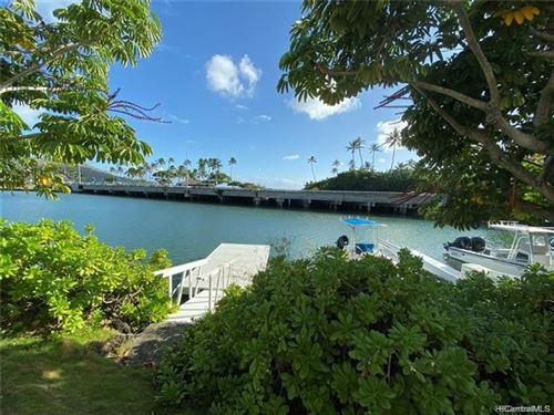 Photo of 205 Kawaihae Street #A5, Honolulu, HI 96825 (MLS # 202032887)