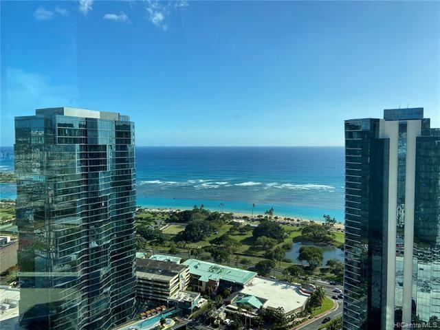 1001 Queen Street #3706 UNIT 3706, Honolulu, HI 96814 - #: 202003897