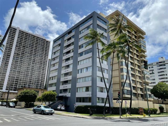 2547 Ala Wai Boulevard #601, Honolulu, HI 96815 - #: 202111906