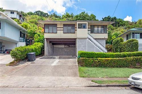 Photo of 1533 Mokuna Place, Honolulu, HI 96816 (MLS # 202018907)