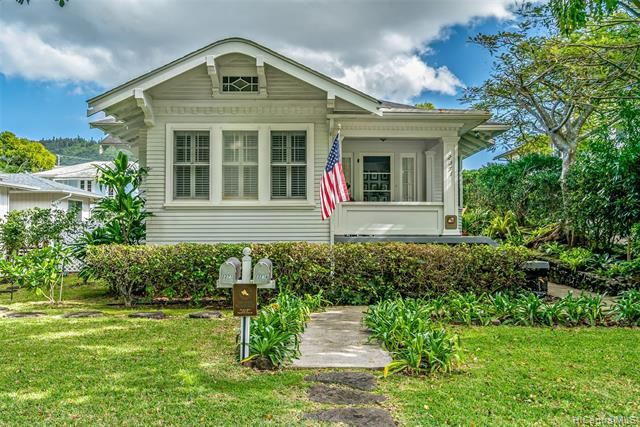 2371 Oahu Avenue, Honolulu, HI 96822 - #: 202001907
