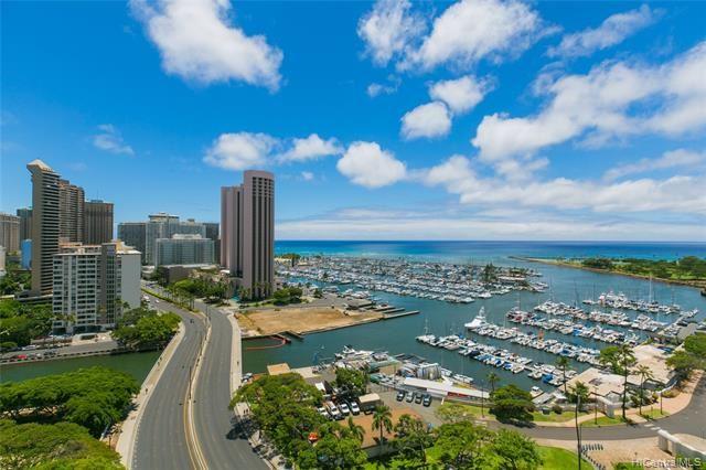 1600 Ala Moana Boulevard #2106 UNIT 2106, Honolulu, HI 96815 - #: 202020909