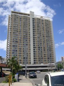 Photo of 1655 Makaloa Street #1102, Honolulu, HI 96814 (MLS # 201926912)