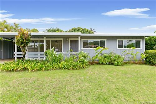 Photo of 1563 Uluhao Street, Kailua, HI 96734 (MLS # 201926921)