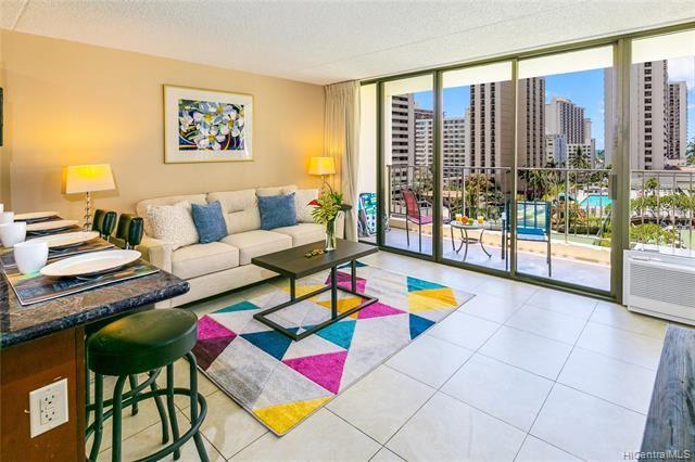 201 Ohua Avenue #910 Tower 2, Honolulu, HI 96815 - #: 202123924