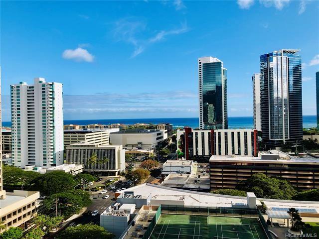 Photo of 1296 Kapiolani Boulevard #2005, Honolulu, HI 96814 (MLS # 202016925)