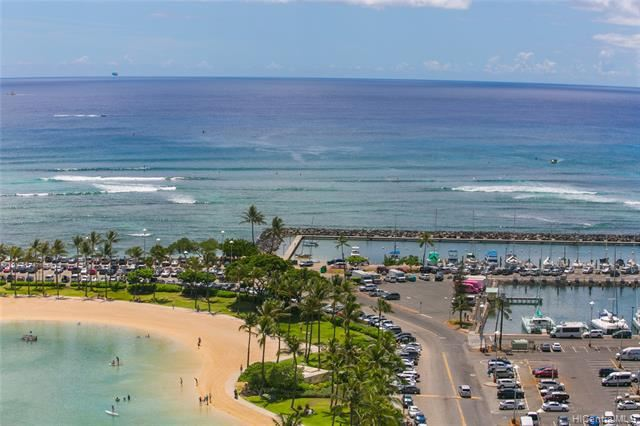 1777 Ala Moana Boulevard #2312 UNIT 2312, Honolulu, HI 96815 - #: 202006927