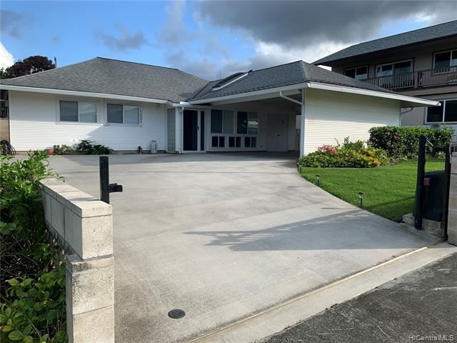 Photo of 46-090 Ipuka Street, Kaneohe, HI 96744 (MLS # 202109935)