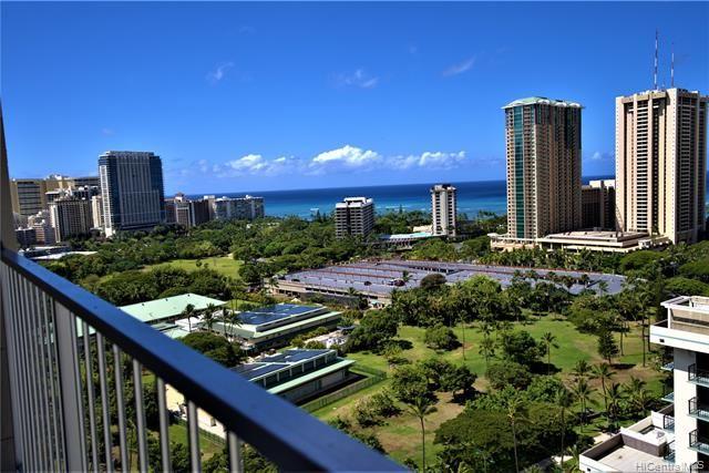 1925 Kalakaua Avenue #2303 UNIT 2303, Honolulu, HI 96815 - #: 202016940