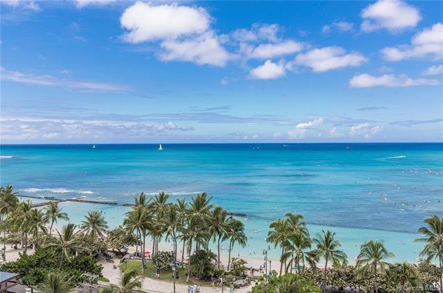 2470 Kalakaua Avenue #1003 UNIT 1003, Honolulu, HI 96815 - #: 202021940