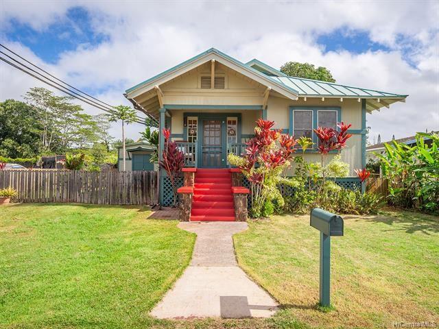 Photo of 328 Kolekole Drive, Wahiawa, HI 96786 (MLS # 202100951)