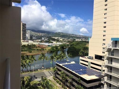 Photo of 440 Lewers Street #1003, Honolulu, HI 96815 (MLS # 202109952)