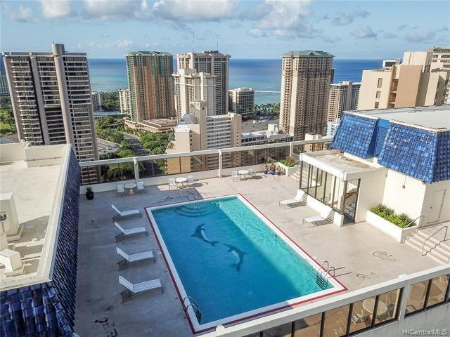 Photo of 400 Hobron Lane #2806, Honolulu, HI 96815 (MLS # 202017952)