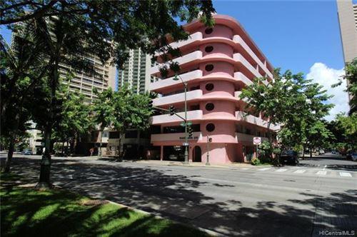 Photo of 2118 Kuhio Avenue #302, Honolulu, HI 96815 (MLS # 202024954)