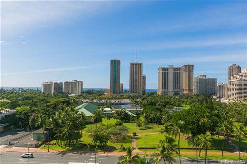 Photo of 419 Keoniana Street #1205, Honolulu, HI 96815 (MLS # 202100964)