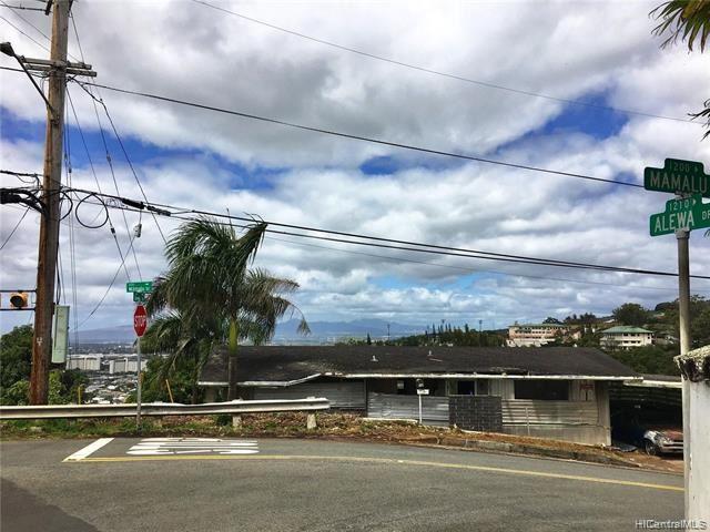 1211 Alewa Drive, Honolulu, HI 96817 - #: 202011977