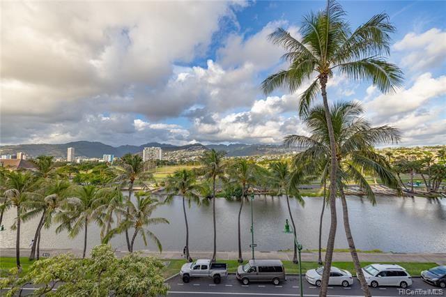 2609 Ala Wai Boulevard #601 UNIT 601, Honolulu, HI 96815 - #: 202101980