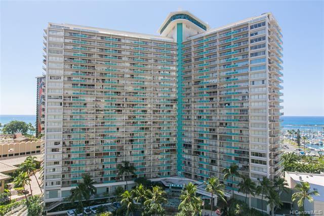 Photo of 1777 Ala Moana Boulevard #1430, Honolulu, HI 96815 (MLS # 202029985)