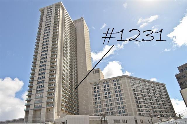 410 Atkinson Drive #1231, Honolulu, HI 96814 - #: 202121990