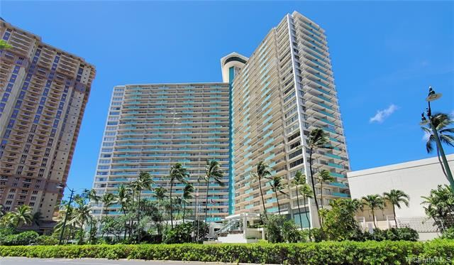 1777 Ala Moana Boulevard #1917 UNIT 1917, Honolulu, HI 96815 - #: 202017993