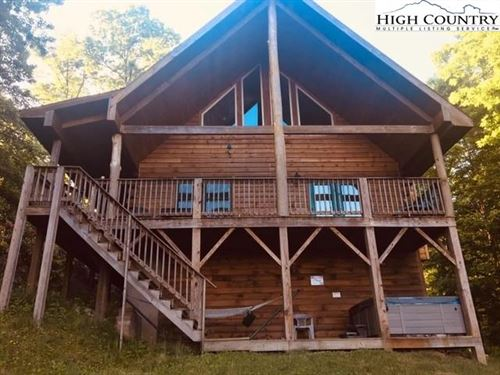 Photo of 295 White Tail Ridge Road, Boone, NC 28644 (MLS # 227000)