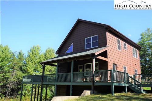 Photo of 199 Hardwood Hill Drive, West Jefferson, NC 28694 (MLS # 225001)