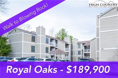 Photo of 148 Royal Oaks Drive #224, Blowing Rock, NC 28605 (MLS # 221010)