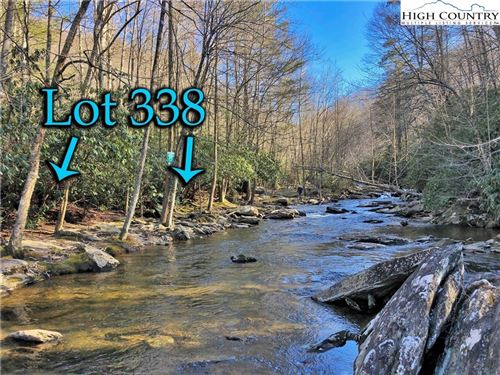 Photo of Lot 338 Twin Rivers Drive, Boone, NC 28607 (MLS # 214031)
