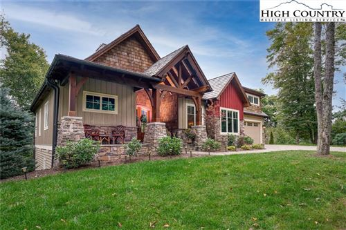 Photo of 1251 Firethorn Trail, Blowing Rock, NC 28605 (MLS # 234039)