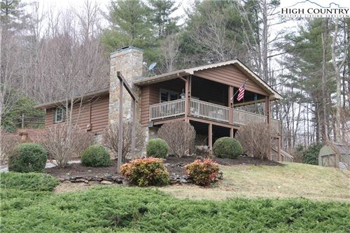 Photo of 660 Rustic Road, West Jefferson, NC 28694 (MLS # 229040)