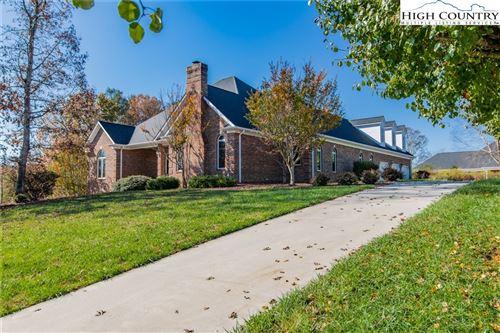 Photo of 1642 Skyland Drive, Wilkesboro, NC 28697 (MLS # 227053)