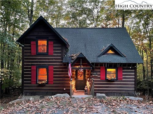 Photo of 113 Teaberry Trail, Beech Mountain, NC 28604 (MLS # 234053)