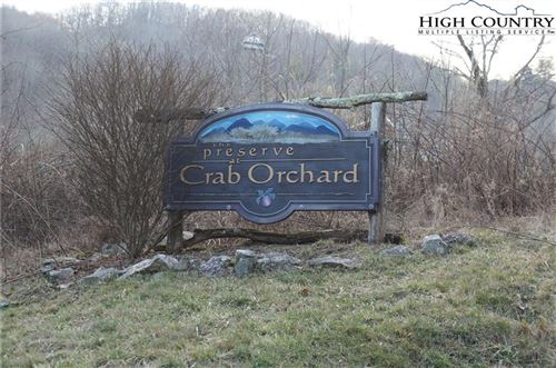 Photo of TBD Crab Orchard Boulevard, Banner Elk, NC 28604 (MLS # 220061)