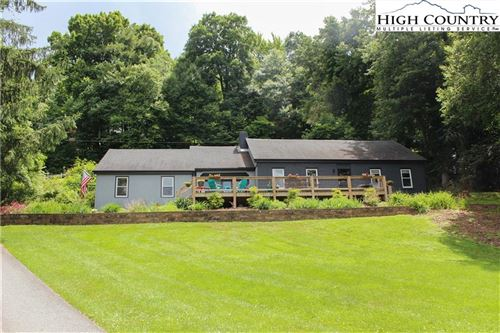 Photo of 166 Breckonshire Drive, Boone, NC 28607 (MLS # 234065)