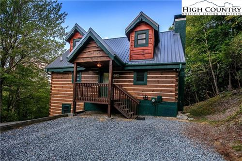 Photo of 481 McGuire Mountain Road, Banner Elk, NC 28604 (MLS # 221073)