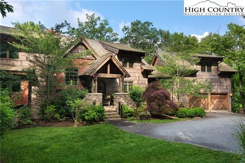Photo of 160 Tanglewood Trail, Blowing Rock, NC 28605 (MLS # 220099)