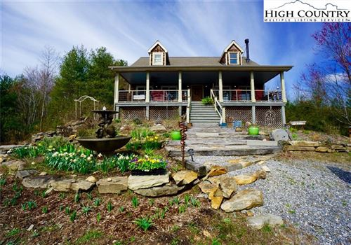 Photo of 5040 Blowing Rock Boulevard, Lenoir, NC 28645 (MLS # 221101)