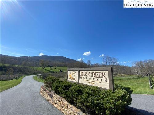 Photo of Lot 18 Elk Creek Mountain Parkway, Todd, NC 28684 (MLS # 230101)