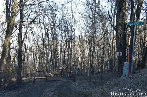 Photo of TBD Yellow Rock Road, Banner Elk, NC 28604 (MLS # 213110)