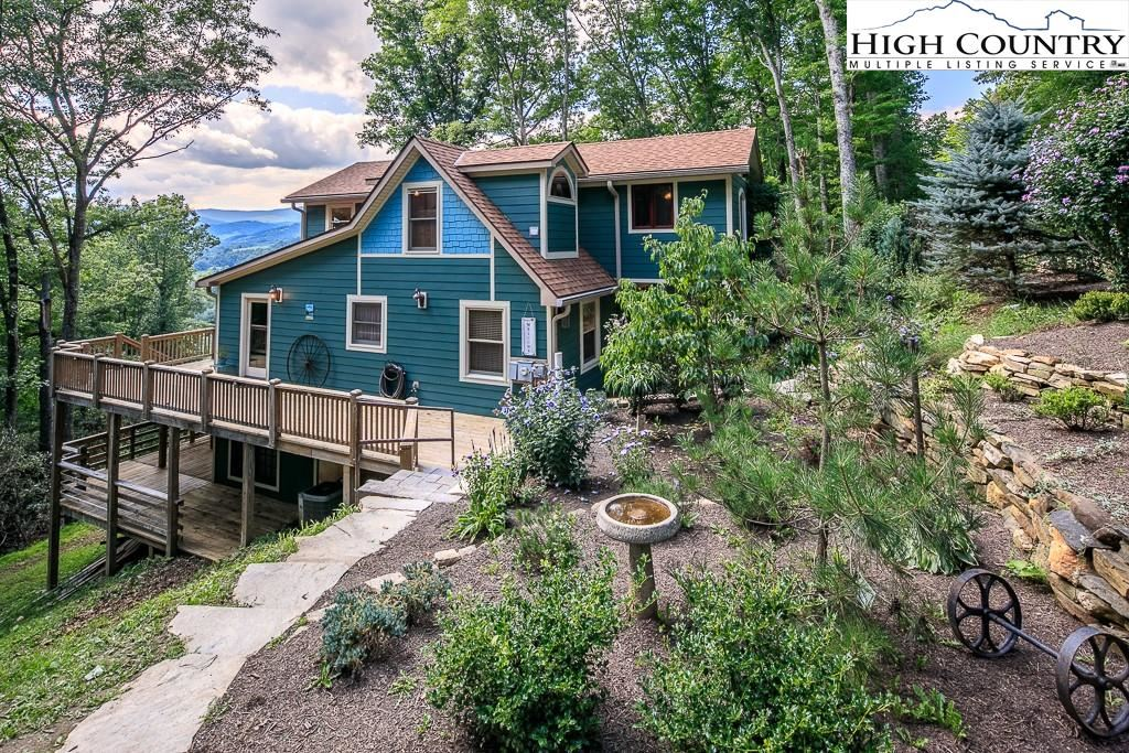 Photo of 615 Tanner Road, Boone, NC 28607 (MLS # 234111)