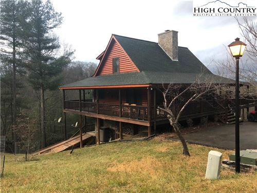 Photo of 21 Appalachian Way, Piney Creek, NC 28663 (MLS # 219113)