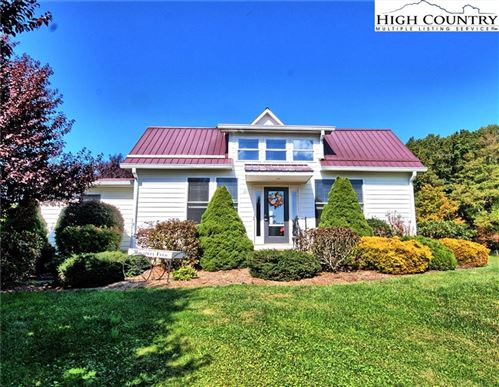 Photo of 201 Don Walters Road, Jefferson, NC 28640 (MLS # 225120)