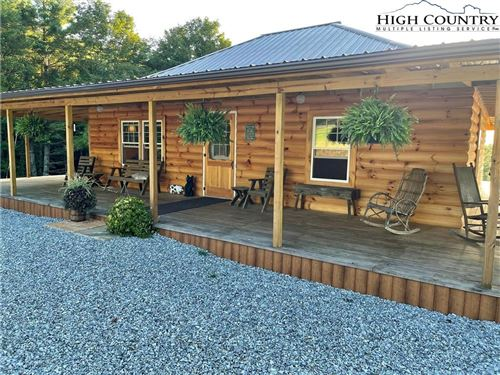 Photo of 308 Home Place Lane, Troutdale, VA 24378 (MLS # 233128)