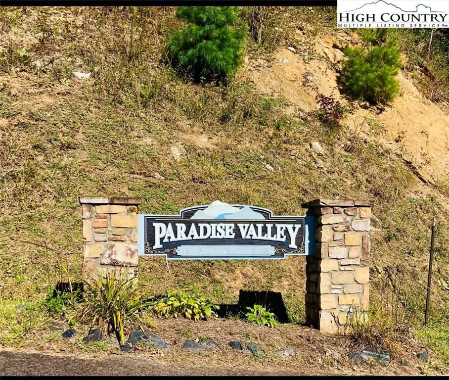 Photo of TBD Paradise Valley Dr. Drive, Creston, NC 28615 (MLS # 234133)