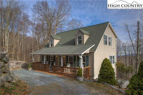 Photo of 119 Village Cluster Road, Beech Mountain, NC 28604 (MLS # 219150)