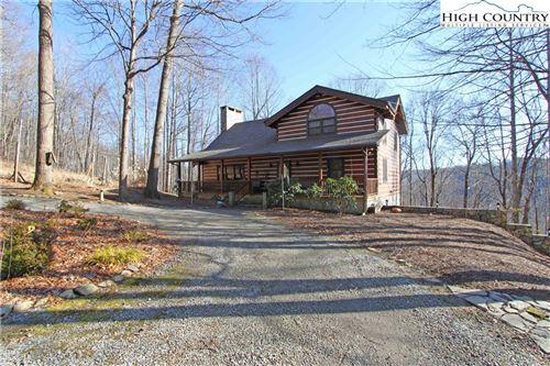 Photo of 475 Rockhouse Ridge Road, Lenoir, NC 28645 (MLS # 228151)